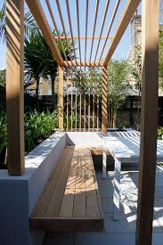 Small Picture Chic Courtyard Design Contemporary Garden Design London UK