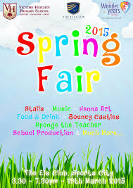 Spring Event Flyer Spring Event Flyer Template Elegant Spring Fair Flyer People