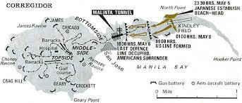 Kuvahaun tulos haulle us guns battle of corregidor