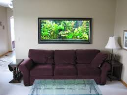 Fish Tank In Living Room Inspiring Paint Color Design New At Fish