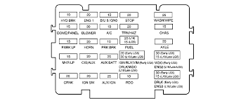 2001 chevy tracker fuse box diagram and location hight resolution of 2001 gmc sierra wiring diagram full size image