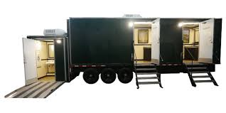 Luxury Portable Restroom Trailers For Rent On Site Co Magnificent Trailer Bathroom Rental
