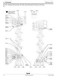 genie lift 1930 wiring diagram preview wiring diagram • wiring diagram for genie 1930 fe wiring diagrams rh 58 bildhauer schaeffler de genie lift parts