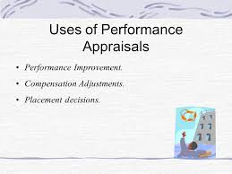 Performance Appraisal Performance Appraisal Is The Process By Which ...