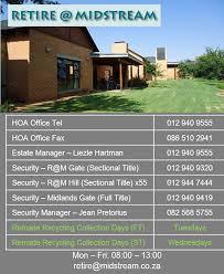 hoa office. Midlands HOA, Retire@Midstream HOA Hoa Office