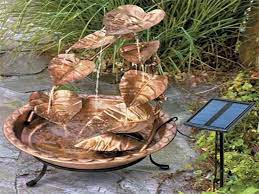 10 solar power water fountains by