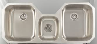 Triple Basin Undermount Kitchen Sink Kitchen Appliances Tips And