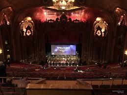 Ohio Theatre Balcony C Rateyourseats Com