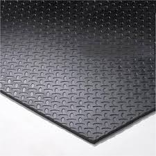 rubber flooring tiles. Beautiful Rubber 8u0027 X Gym Flooring Kit  Black Virgin Rubber Tiles With Slip To O