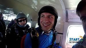 Start Skydiving.com Shane Kaplan - YouTube