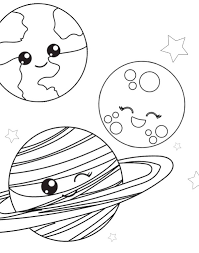 coloring pages free printable space coloring pages for kids