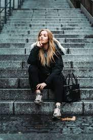 Camille Mack in Geneva, Switzerland. Photo by Theo Benjamin.  #photo#photography#geneva#switzerland#suisse#geneve#fashi… | Urban fashion,  Fashion beauty, Blonde girl