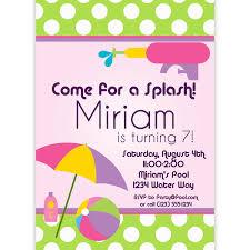 invitaci oacute n para fiesta en la piscina buscar con google el design your own birthday invitations