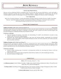 ... sample resume for daycare teacher assistant ...