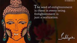 Gautam Buddha Motivation Image With Quotes In Hindi And English