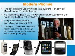 When Was The Cell Phone Invented Invention Of The Telephone