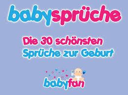 Babysprüche Zur Geburt Danke Glückwünsche Die 30 Schönsten