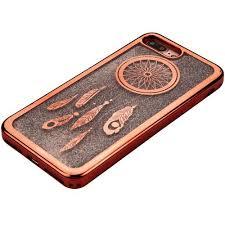 Dream Catcher Case Iphone 7 Plus Apple iPhone 100 Plus Rose Gold ElectroplatingDreamcatcherSilver 43