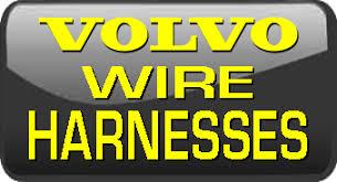 volvo harness parts volvo wire harnesses
