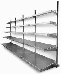 solid and wire shelving with regard to custom wall shelving systems plans 7