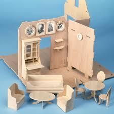 Greenleaf Storybook Cottage Dollhouse Kit 1 Inch Scale