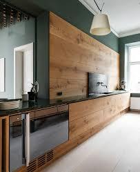 modern kitchen furniture design. Oak Floor And Kitchen Dinesen Modern Furniture Design