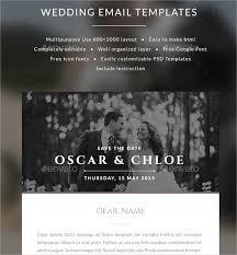 Free Email Wedding Invitation Templates Free Email Wedding