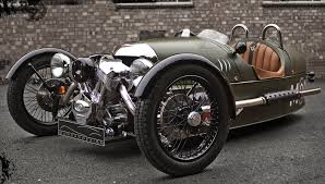 i figured out the morgan 3 wheeler s