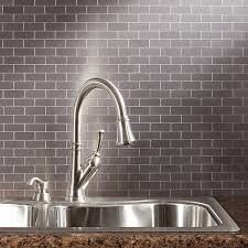 l and stick backsplash metal tiles aspect glass tile installation interior blue stainless hot subway iranews large size steel mosaic stone on self