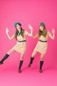 troop beverly hills costumes from studio diy