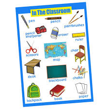 Preschool Wall Charts Classroom Preschool Toddlers Early Educational Poster Charts Ebay