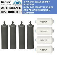 berkey water filter fluoride. Berkey Canada Offers The Black Berkey® Purification Element Filter \u0026 PF-2 Fluoride Water L