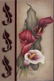 Oil Painting <b>Flowers</b>, <b>Flower Pictures</b>, Calla Lily, <b>Canvases</b>, <b>Flower</b> ...