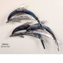 great dolphin metal wall art 59 on large 3 piece canvas wall art with dolphin metal wall art on dolphin wall art metal with wall art design ideas dolphin metal wall art luxury dolphin