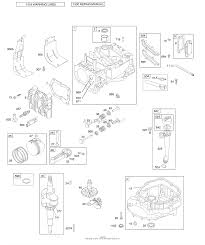 Briggs and stratton 124t02 1408 b1 parts diagram for camshaft