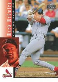 Check spelling or type a new query. 1998 Upper Deck Mark Mcgwire S Chase For 62 Baseball Gallery Trading Card Database