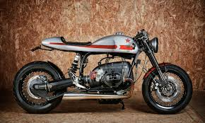 return of the cafe racers lucky for one bmw r80 cafe racer