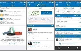 track your steps in myfitnesspal