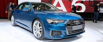 Audi Colour Chart 2018 Blue Is The Right Color For 2019 Audi A6 In Geneva