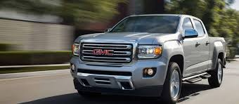 2018 gmc brochure. perfect brochure exterior image of the 2018 gmc canyon small pickup truck in gmc brochure a