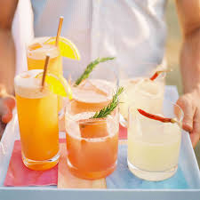 Light Cocktails 10 Gorgeous Gin Cocktail Recipes To Serve At A Summer Wedding