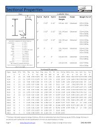 Z Purlin Weight Chart 38 Unmistakable Purlin Weight Chart