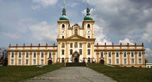 Poutní kostel Svatý Kopeček u Olomouce - Cesty krajem