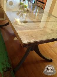 turning an old door into a dining room table doors made into tables