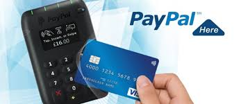 Image result for paypal here logo