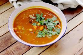 veganistische soep