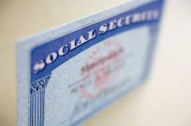 name on your social security card