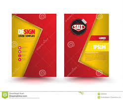 abstract vector modern flyer brochure design templates stock abstract vector modern flyer brochure design templates