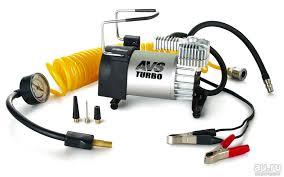 Новый! <b>Компрессор автомобильный AVS Turbo</b> KS 600! Гарантия ...