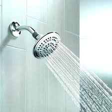 combination shower head and handheld full image for bronze mariner 2 combination shower head system oil